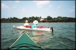 Water Cay Kayak            Excursion